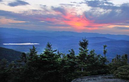 Maine Sunset - Alex Cornell du Houx